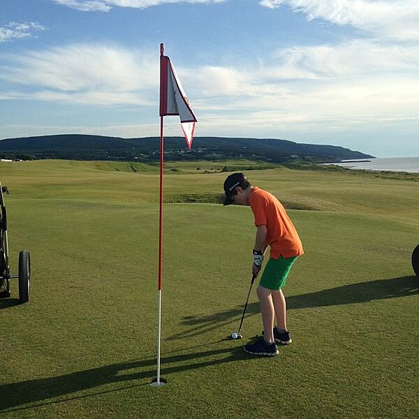 Cabot Links Kid